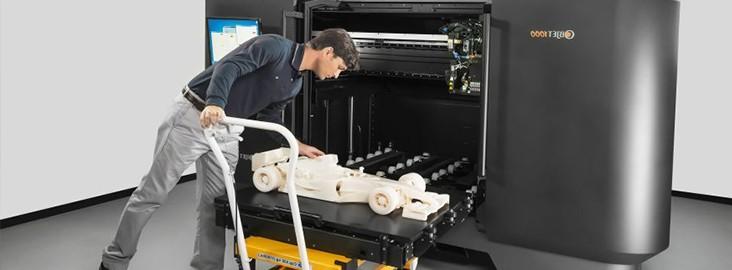 3д принтер изготовление деталей