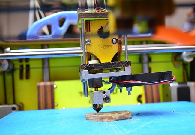 3d принтер изготовление деталей