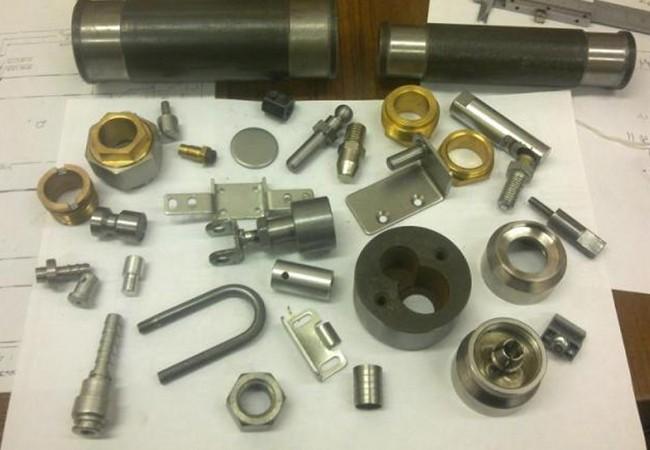 Изготовление мелких деталей из металла
